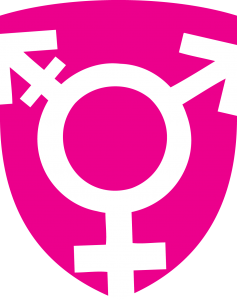 all gender logo